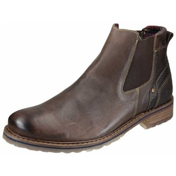 Dockers by Gerli Chelsea Boot braun