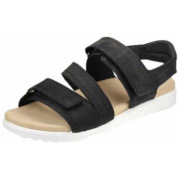 Legero Komfort Schuh schwarz
