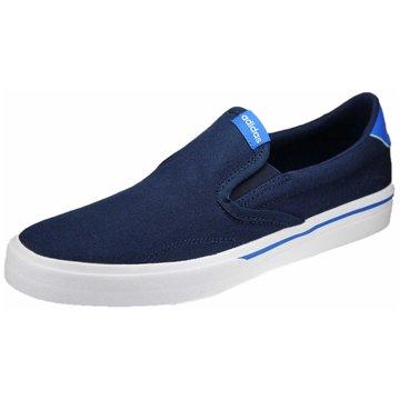adidas NEO Sportlicher Slipper blau