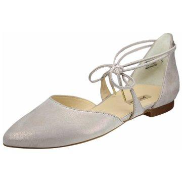 Paul Green Schaftballerina beige