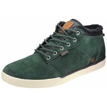 Etnies Sneaker High grün