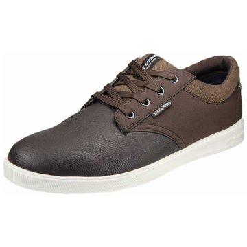Jack & Jones Sneaker Low braun