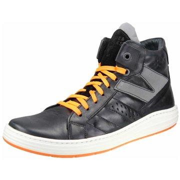 Jochie Sneaker High schwarz