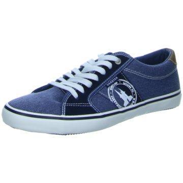 Gaastra Sneaker Low blau