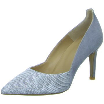 Perlato Pumps grau