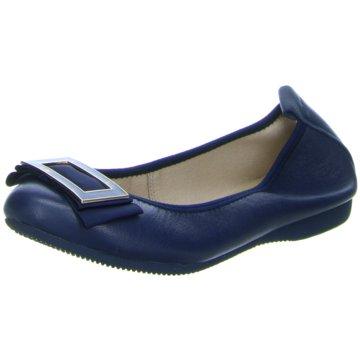 La Ballerina Faltbarer Ballerina blau