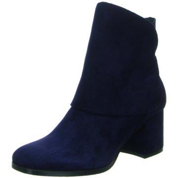Donna Carolina Modische Stiefeletten blau