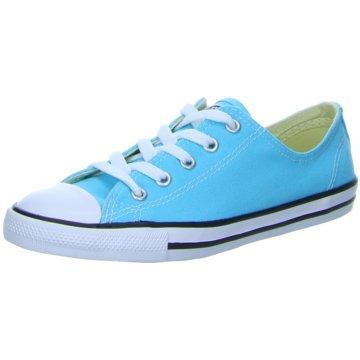Converse Sneaker Low türkis