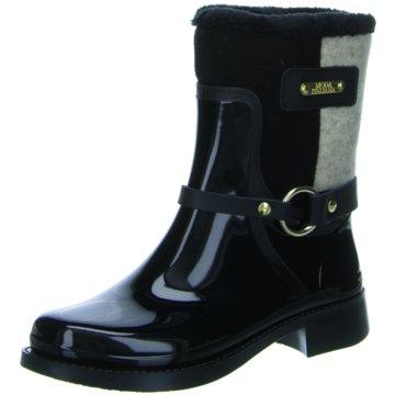 Moda Italiana Winterstiefel schwarz