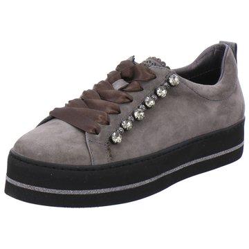 Maripé Modische Schnürschuhe grau