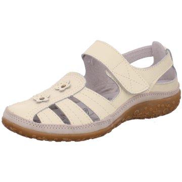 Scandi Komfort Sandale beige