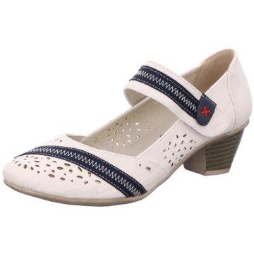 Marledo Footwear Komfort Pumps weiß
