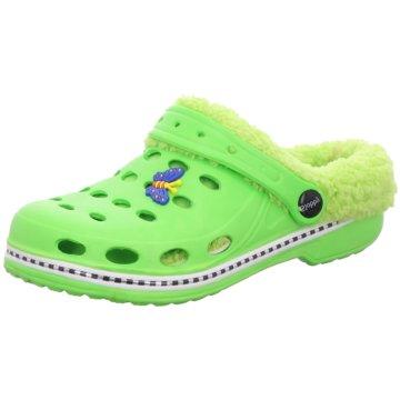 Slobby Clog grün