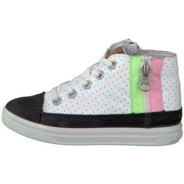 Ricosta Sneaker High weiß