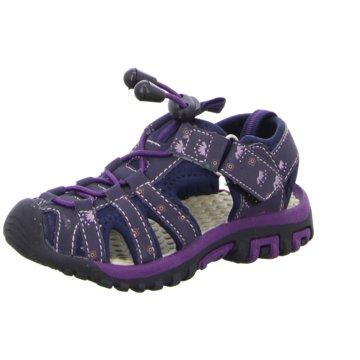 Shoe Consulting Sandale blau