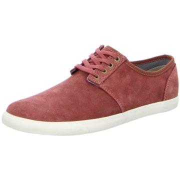 Clarks Sneaker Low rot