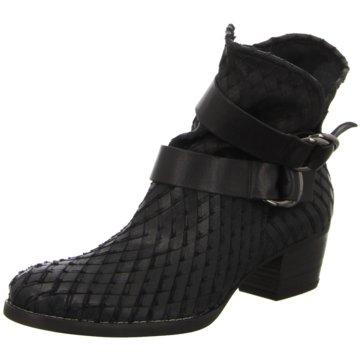 Paul Green Klassische Stiefelette schwarz