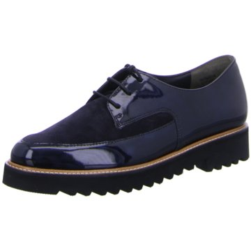 Paul Green Casual Basics blau
