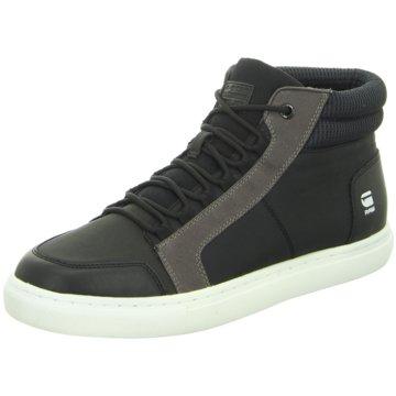 G-Star Sneaker High schwarz