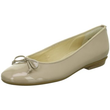 Paul Green Eleganter Ballerina beige