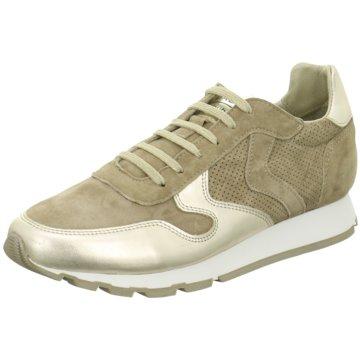MACA Modische Sneaker beige