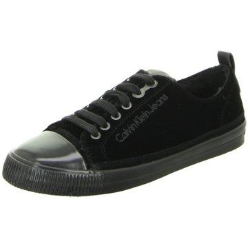 Calvin Klein Sneaker Low schwarz