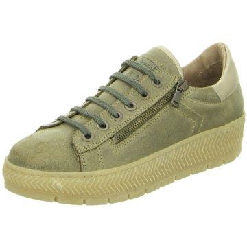 Post XChange Sneaker Low grün