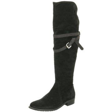 ELENA Italy Modische Stiefel schwarz