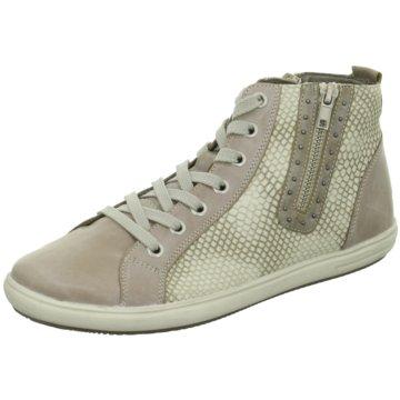 Remonte Sneaker High grau