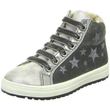 A.S.S.O Sneaker High silber