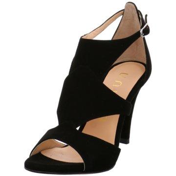 Unisa Modische High Heels schwarz