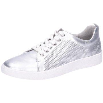 Richter Sneaker Low silber