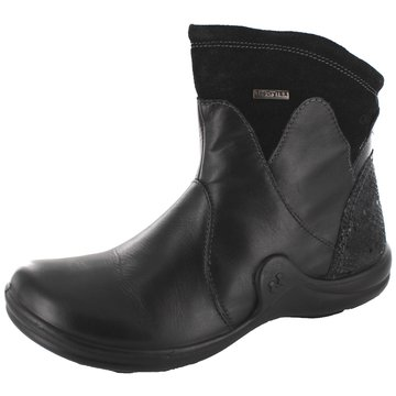Romika Komfort Stiefelette schwarz