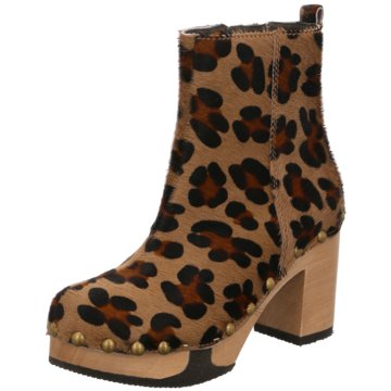 Softclox Plateau Stiefelette animal