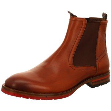 Floris van Bommel Chelsea Boot braun