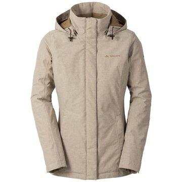 VAUDE Outdoorbekleidung Damen beige