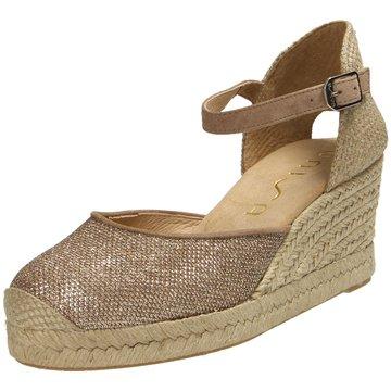 Unisa Modische Sandaletten braun
