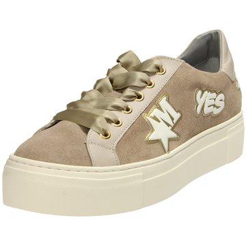 Maripé Modische Sneaker beige