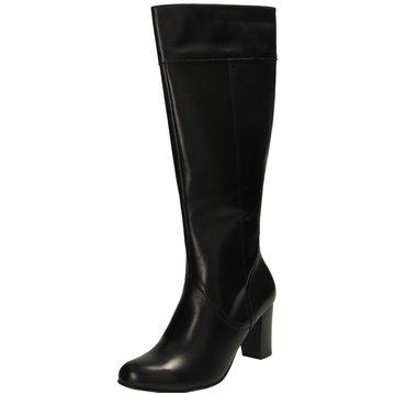Caprice Klassischer Stiefel schwarz