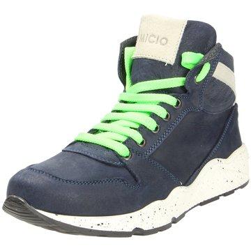 Micio Sneaker High blau