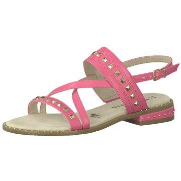 Tamaris Sandale pink