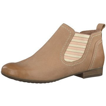 Marco Tozzi Ankle Boot beige