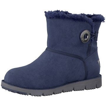 s.Oliver Winterboot lila