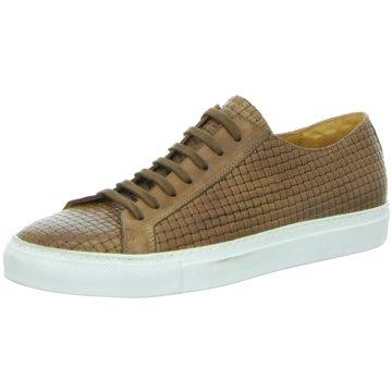 N.Benson Sneaker Low braun
