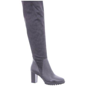 SPM Modische Stiefel schwarz