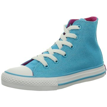 CONVERSE Sneaker High türkis