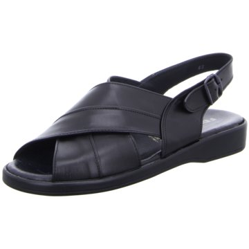 Fonda Komfort Schuh schwarz