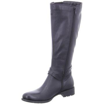 LONGO Komfort Stiefel schwarz