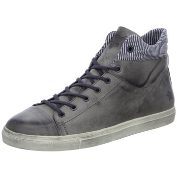 Overstate Sneaker High grau
