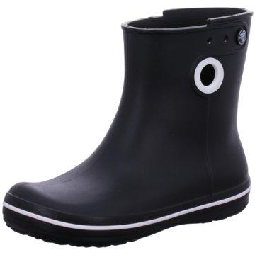 Crocs Gummistiefel schwarz